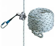 Stopfor with Polyamide rope
