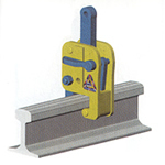 Rail and Material Clamps