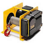 Electric, Air and Manual Winches