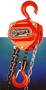 Manual Chain Blocks Morris 190 Yalelift 360 Hackett